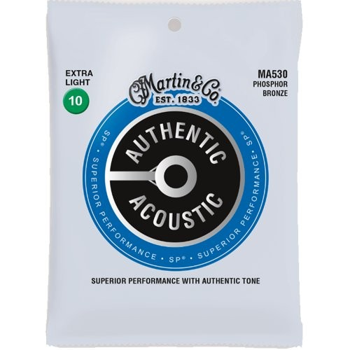 MARTIN MA530 AUTHENTIC ACOUSTIC SP