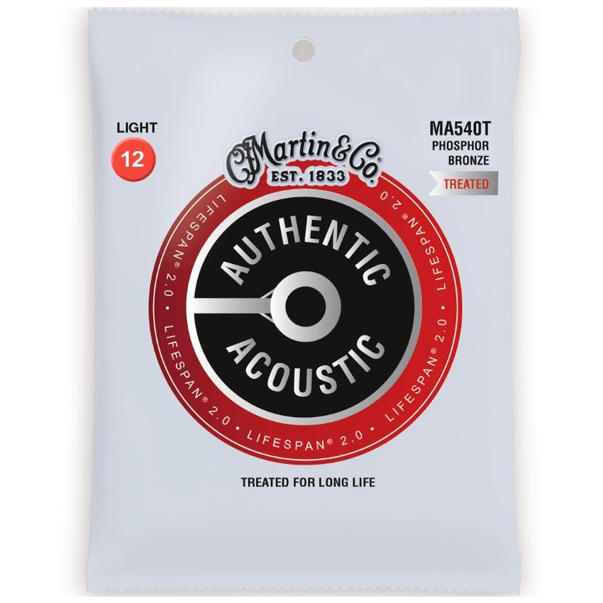 MARTIN MA540T AUTHENTIC ACOUSTIC TREATED LIGHT