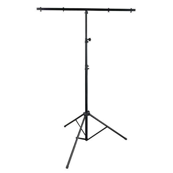 SHOWTEC LIGHT STAND ECO (10KG) - STANDAARD LICHT + T-BALK 1100-2500