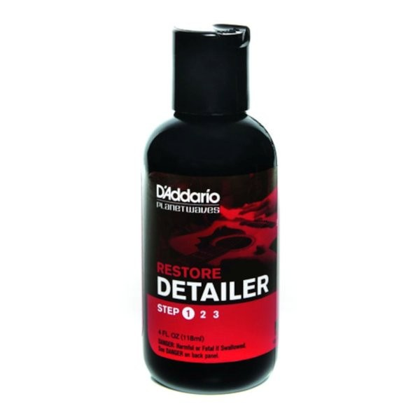 PLANET WAVES RESTORE - DEEP CLEANING CREAM POLISH - POLIJSTMIDDEL VOOR HERSTEL 118ML