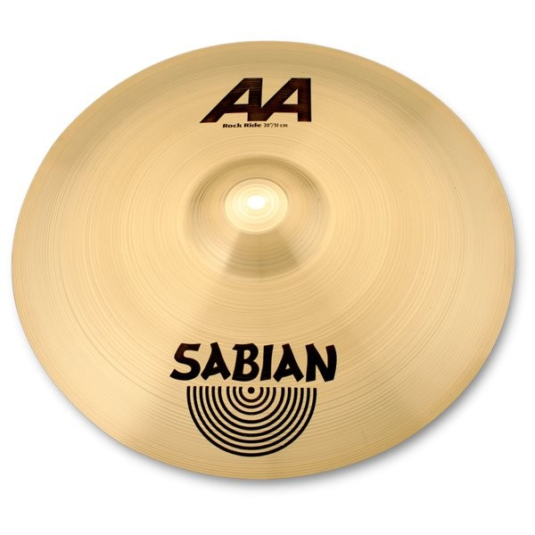 "SABIAN AA 22014 - BEKKEN 20"" ROCK RIDE"