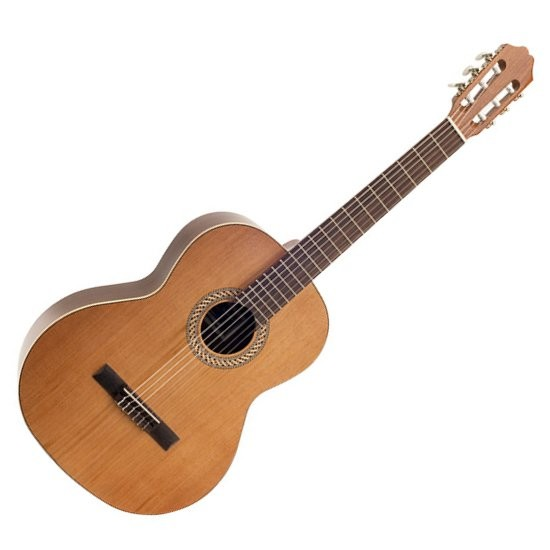 JUAN SALVADOR 2C SOLID CEDAR TOP