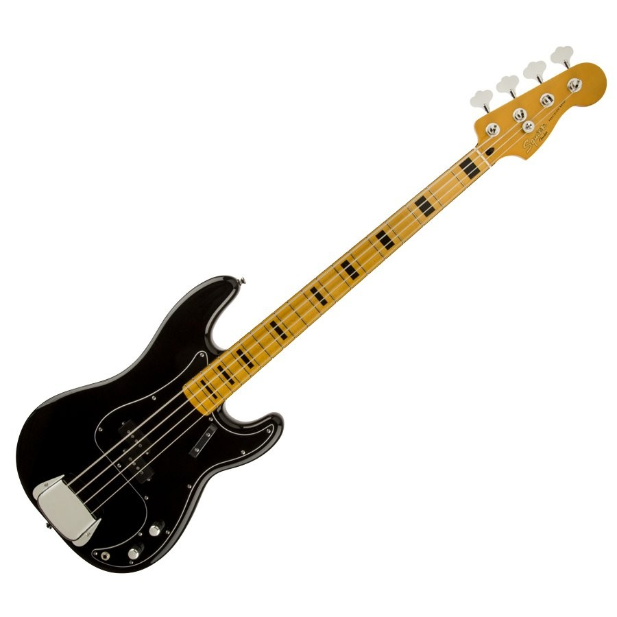 SQUIER PRECISION BASS '70S CLASSIC VIBE BLACK