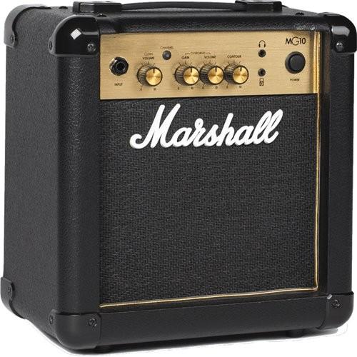 MARSHALL MG10G GOLD