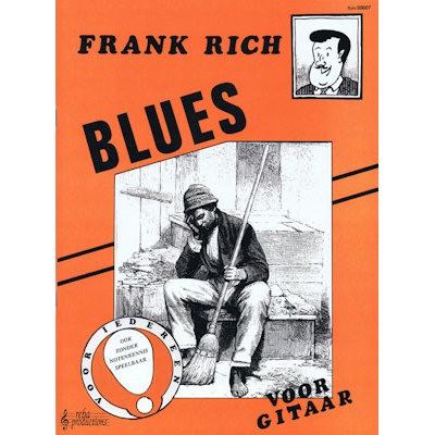 RICH, FRANK - BLUES VOOR GITAAR
