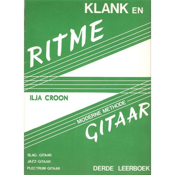 CROON, ILJA - KLANK EN RITME 3 - BOEK
