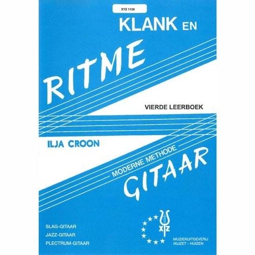 CROON, ILJA - KLANK EN RITME 4 - bladmuziek