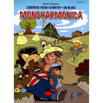 DUSSEN, HANK - MONDHARMONICA COUNTRY-BLUES