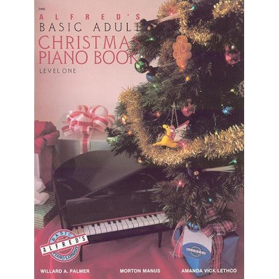 ALFRED'S BASIC PIANO LIBRARY - ADULT CHRISTMAS BOOK 1