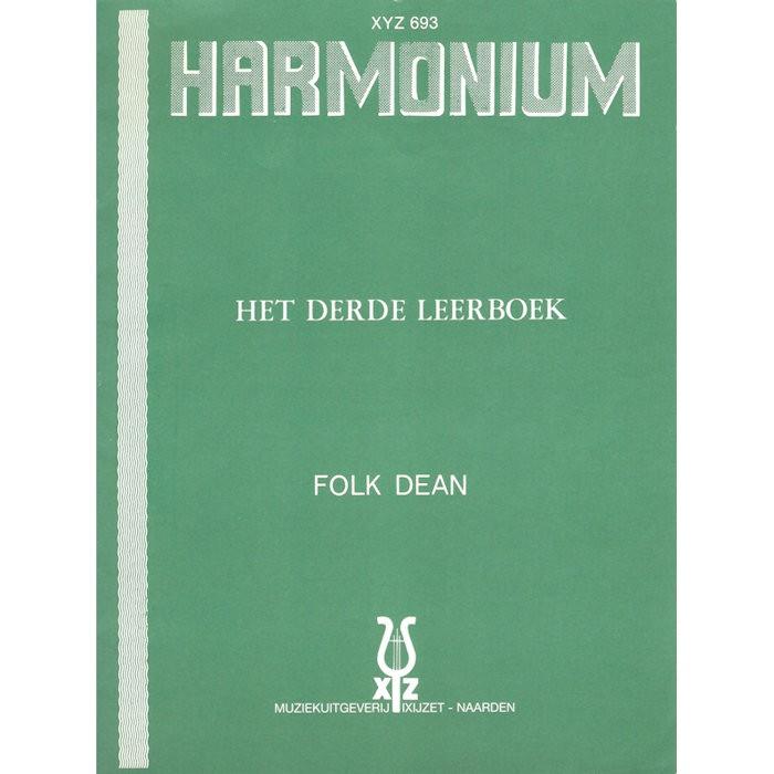 DEAN, FOLK - HARMONIUM DERDE LEERBOEK - BOEK