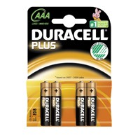 DURACELL MN2400 LR03 4-PACK