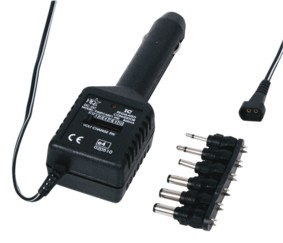P.SUP.CAR01-HQ - AUTO ADAPTER 1.5-12V 800MA