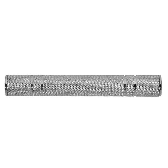Boston AT-280 metalen koppelstuk verloop plug van 6,3mm jack female stereo naar 6,3mm jack female stereo.