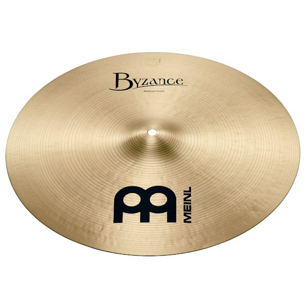 "Meinl Byzance B18MC medium 18"" crash bekken"