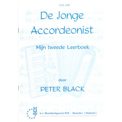 BLACK, PETER - JONGE ACCORDEONIST 2