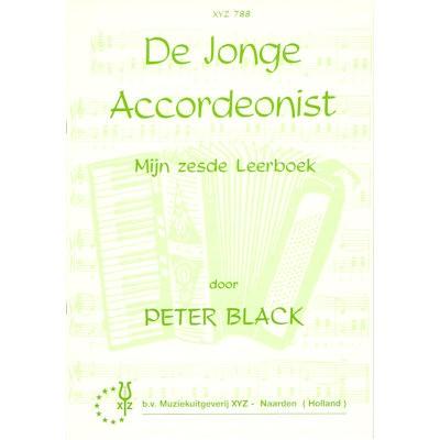 BLACK, PETER - JONGE ACCORDEONIST 6