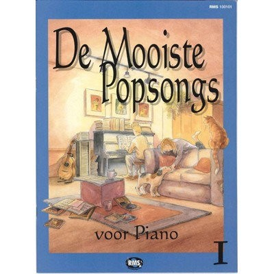 BLADMUZIEK - DE MOOISTE POPSONGS 1
