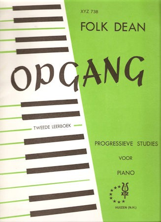 DEAN, FOLK - OPGANG 2 PIANO