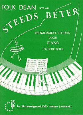 DEAN, FOLK - STEEDS BETER 2 PIANO