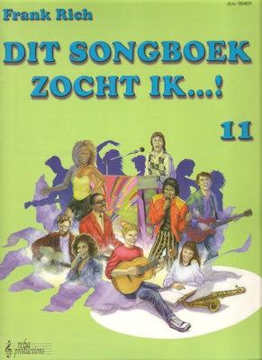 RICH, FRANK - DIT SONGBOEK ZOCHT IK 11