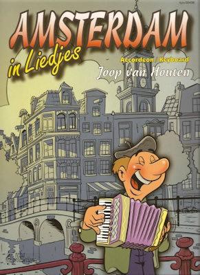 HOUTEN, JOOP VAN - AMSTERDAM IN LIEDJES