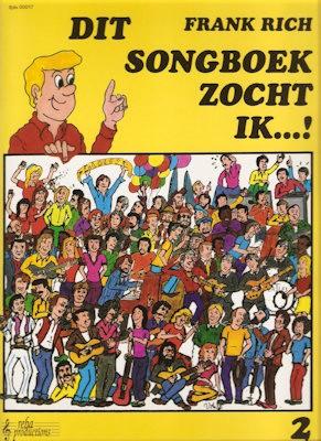 RICH, FRANK - DIT SONGBOEK ZOCHT IK 2