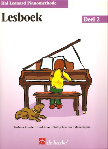 HAL LEONARD PIANOMETHODE - LESBOEK 2