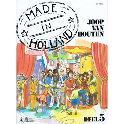 HOUTEN, JOOP VAN - MADE IN HOLLAND 5