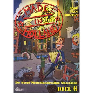 HOUTEN, JOOP VAN - MADE IN HOLLAND 6