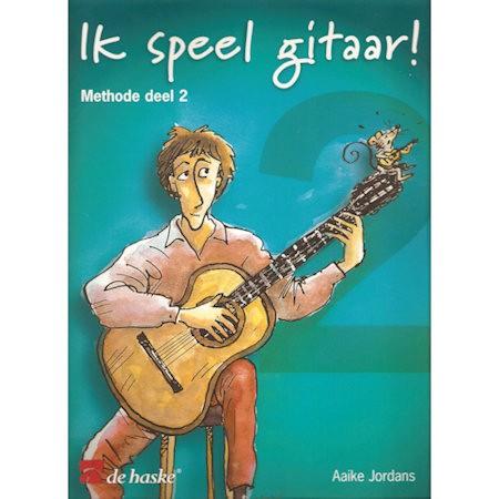 JORDANS, AAIKE - IK SPEEL GITAAR 2