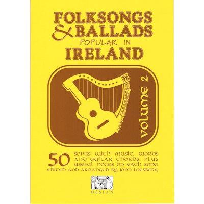 LOESBERG, JOHN - FOLKSONGS & BALLADS IRELAND 2