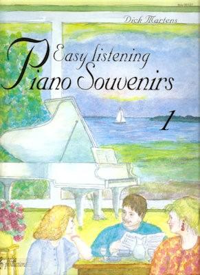 MARTENS, DICK - EASY LISTENING PIANO SOUVENIRS 1