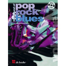 MERKIES, MICHIEL + CD - SOUND OF POP ROCK BLUES 2 KEYBOARD