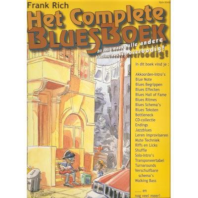 RICH, FRANK - HET COMPLETE BLUES BOEK