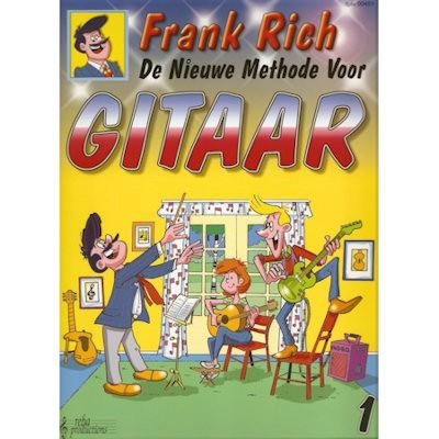 RICH, FRANK - NIEUWE METHODE VOOR GITAAR 1