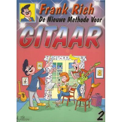 RICH, FRANK - NIEUWE METHODE VOOR GITAAR 2