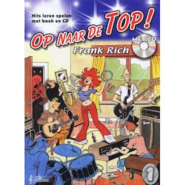 RICH, FRANK - OP NAAR DE TOP 1 P. + CD