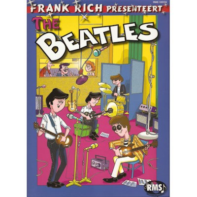 RICH, FRANK - PRESENTEERT THE BEATLES