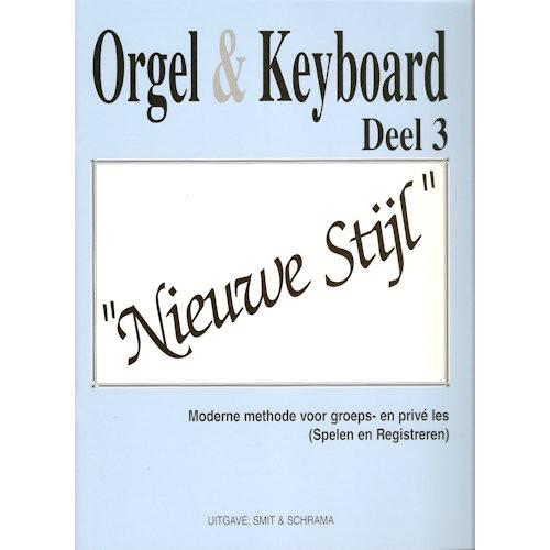 SMIT & SCHRAMA 3 - ORGEL & KEYBOARD NIEUWE STIJL 3