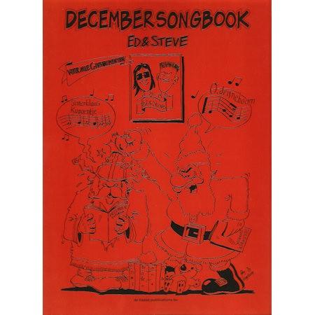 SONGBOOK - ED & STEVE DECEMBERSONGBOOK