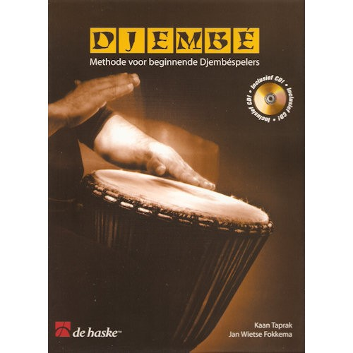 TAPRAK KAAN - JAN WIETSE FOKKEMA - DJEMBE METHODE + CD