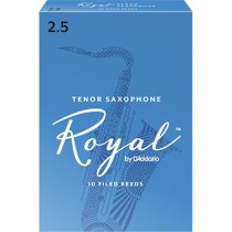 RICO ROYAL RKB1025 10-PACK - RIET TENORSAX 2.5