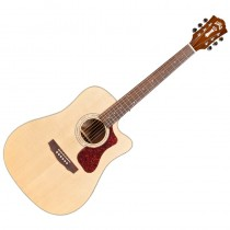 GUILD D-140CE WESTERLY NATURAL - GITAAR WESTERN DREADNOUGHT EQ CA