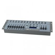 SHOWTEC 50717 LED COMMANDER - CONTROLLER LED PARCAN 8-KAN / 2-AUX