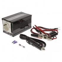 KONIG KN-INV300WU-12 - OMVORMER 12-230V 300W + USB OUTPUT