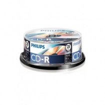 PHILIPS 4632 SPINDLE 25 - CDR 700MB 80MIN 52X