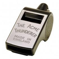 ACME AC-560 THUNDERER REFEREE WHISTLE - FLUIT SCHEIDSRECHTER KUNSTSTOF