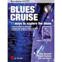 BERENDS, JAAP - BLUES CRUISE TROMBONE + CD