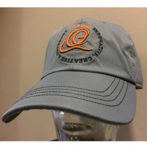 ORTEGA OCAP-CO EMBRODERED LOGO - PET GOLF/BASEBALL CHARCOAL