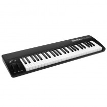 MIDIPLUS AK490 - KEYBOARD USB MIDI CONTROLLER 49 TOETSEN AANSLAGGEVOELIG